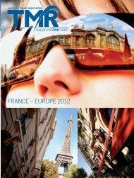 FRANCE – EUROPE 2012 - Voyages à rabais