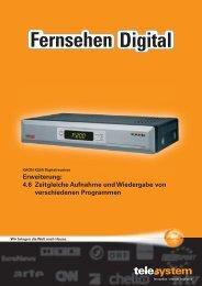 Digital Fernsehen - UPC Tirol
