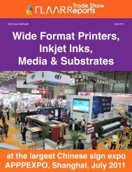 Wide Format Printers, Inkjet Inks, Media & Substrates - large-format ...