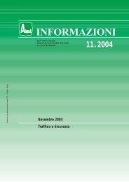 n.11 - novembre 2004 .pdf (235 Kb) - Aiscat