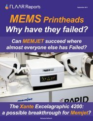 MEMSPrintheads Why have they failed? - large-format-printers.org