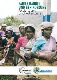"""""""Fairer Handel und Behinderung"""" (pdf, 2,9 mb - bezev eV"""