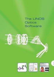 The LINOS Optics Software - Qioptiq Q-Shop