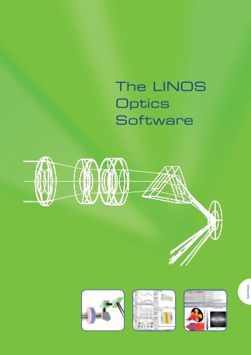 The LINOS Optics Software - Qioptiq Q-Shop