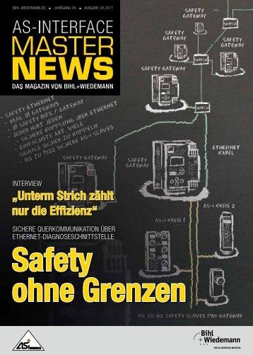 Ausgabe 2/2011 herunterladen - Bihl+Wiedemann GmbH