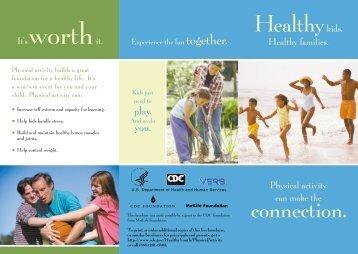 Physical Activity Brochure for Parents - Nemours