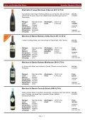 Katalog für Hersteller: Marchesi di Barolo - und Getränke-Welt Weiser - Page 2
