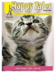 Kitten Adopt-A-Thon – June 20! - Happy Tails - Pet Sanctuary
