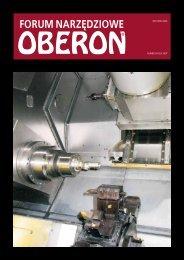 numer 04 (29) 2006 - Forum Narzędziowe Oberon