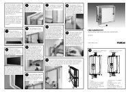 Installation instructions - Halton