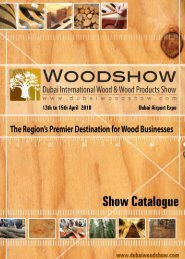 Exhibitors List by Country - Dubai Woodshow