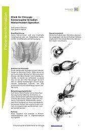 Geschlossene Methode (262 kB, PDF) - Kantonsspital St. Gallen