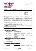 Bremsenreiniger SDB - Gluetec Industrieklebstoffe - Seite 3