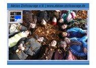 Aktion Zivilcourage eV - Zukunftsforum Ländliche Entwicklung