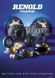 Renold Clutches & Couplings - casa sueca s.a.