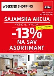 -13% -13%PRODUŽENO