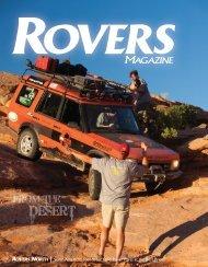 Rovers Magazine Fall 2010 - Rackspace Hosting