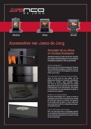Accessoires JAcobus en JAnus - HAVE Verwarming