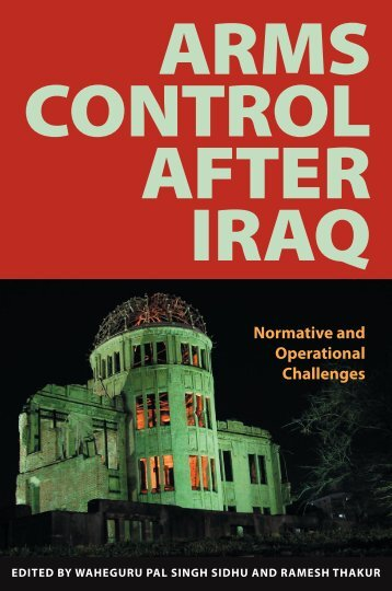 Arms control after Iraq - United Nations University