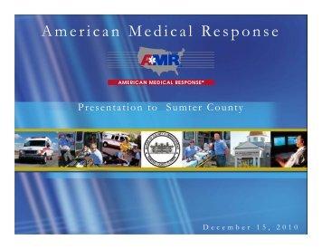 AMR.pdf - Sumter County, FL