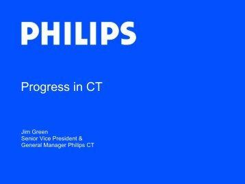 Progress in CT