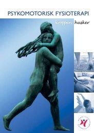 PSYKOMOTORISK FYSIOTERAPI - Norsk Fysioterapeutforbund