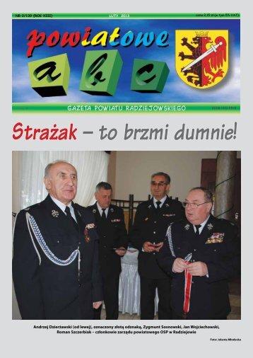 Powiatowe ABC - luty 2013
