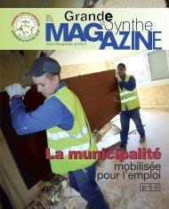 Magazine de décembre - Ville de Grande-Synthe