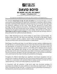 DAVID BOYD - NSW