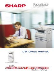 DER OFFICE PARTNER. - Gruber Franz GmbH