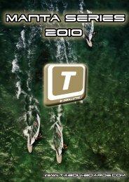 Manta Pro Team Edition Boards - Windsurfing44