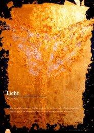 Licht Ikonografie als alchemischer Prozess - Hagia Chora Journal
