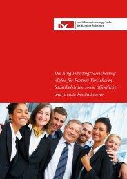 Die Eingliederungsversicherung «Infos für Partner-Versicherer ...
