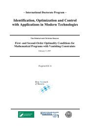and second-order optimality conditions for mathematical programs ...