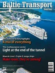 PDF preview of BTJ 2/2013 - Baltic Press