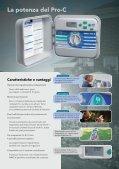 turbine statici valvole programmatori sensori ... - Hunter Industries - Page 4