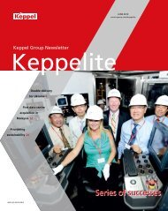 June 2012 - Keppel Corporation