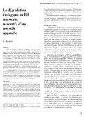 mediterránea serie de estudios biológicos - Page 6