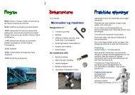 Informationsfolder (pdf) - Faaborg Gymnasium