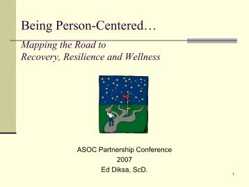 Promoting wellness and resilience