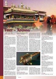 TibeT - Xinjiang