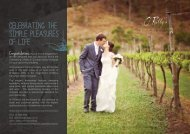 Download O'Reilly's Vineyards Wedding Brochure