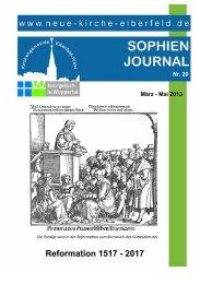Reformation 1517 - 2017 - Evangelische Kirchengemeinde ...