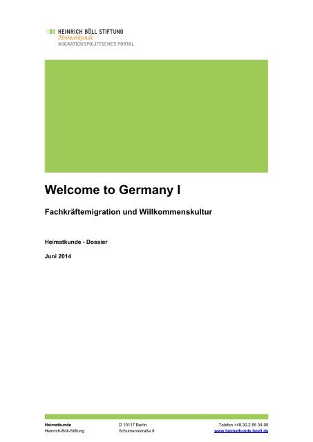 dossier_welcome_to_germany-fachkraeftemigration_und_willkommenskultur