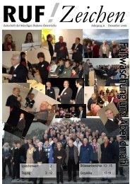 Dezember 2009 - Diakone Österreichs