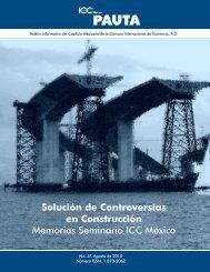 Solución de Controversias en Construcción Memorias ... - ICC México