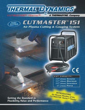 CUTMASTER 151