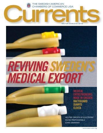 medical entrepreneurs made in sweden bactiguard ... - SACC USA