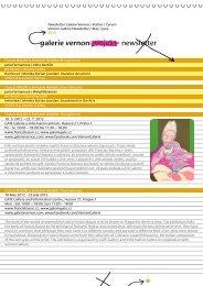 newsletter květen - červen 2012