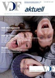 VDF aktuell Nr.14, 12.04.07